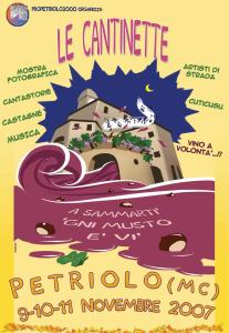 II edizione – 9,10,11 novembre 2007