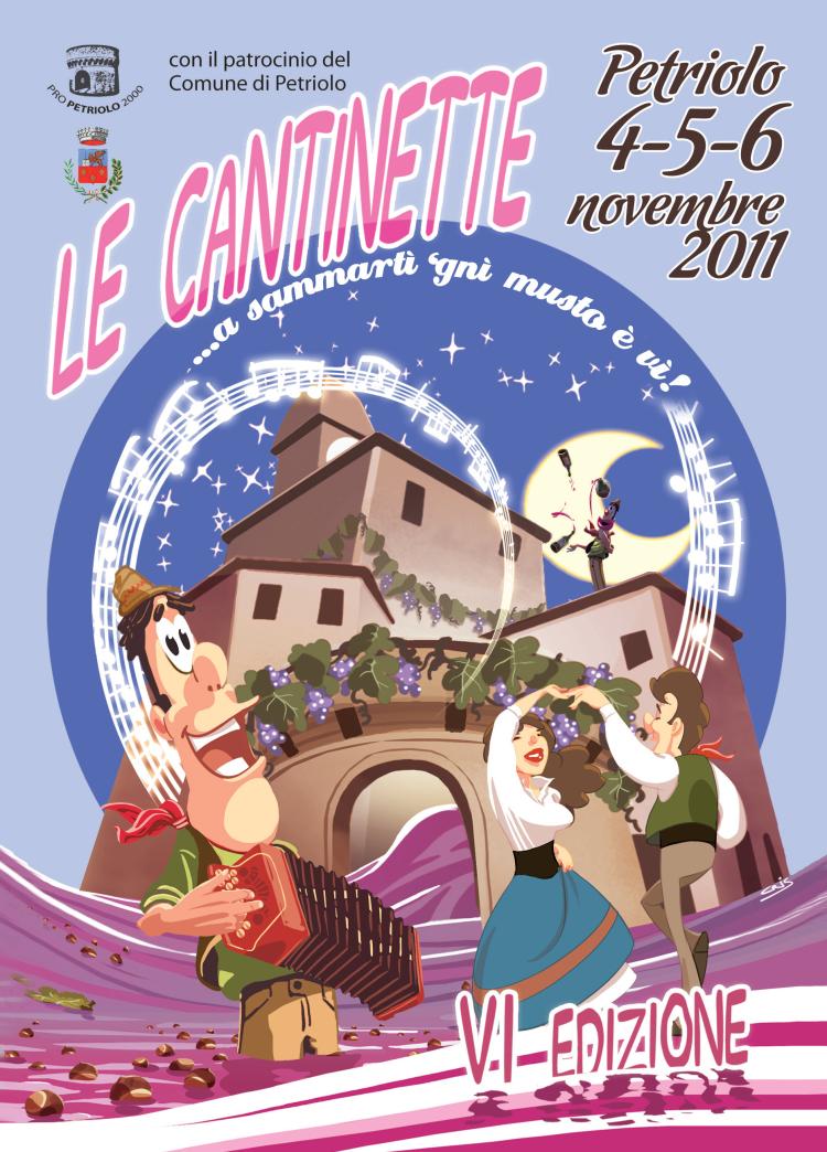 VI Edizione – 4,5,6 novembre 2011