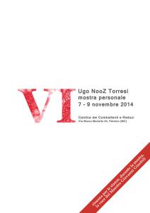 NOOZ - serigrafie fatte con il vino e altri disegni