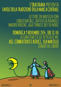 DOMENICA - Associazione Combattenti e Reduci di Petriolo - ore 18:00