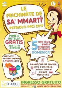 """""""Le Frichinàte de Sa' Mmartì'"""" - Petriolo (MC), 5 novembre 2017"""